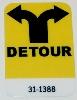 Earthshaker - Detour target dekal