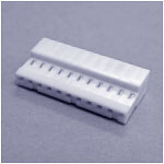 """.100"""" IDC 11-Position Connector For 22 Gauge Wire"""