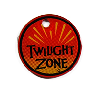 Twilight Zone - Rund plast TZ