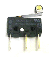 Microswitch Roll (180-5119-00/02, 5647-12693-06)