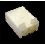 """.156"""" (3.96mm)  Molex Housing - 3 Position"""