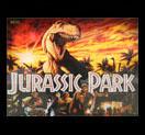 Jurassic Park - Super LED Playfield kit