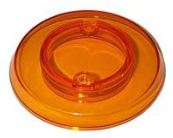 Bumper Cap - Orange Transparent