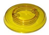 Bumper Cap - Yellow Transparent
