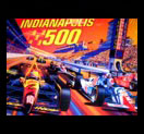 Indianapolis 500  - Super LED Playfield kit