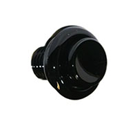 Flipper Button - Black