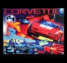 Corvette - LED Playfield kit