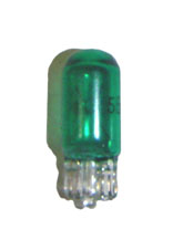 Lampa #555 - Grön