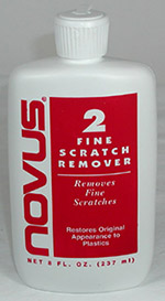 Novus 2 - Polish and Scratch Remover (8 oz)