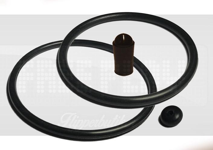Black Rubbers- Premium