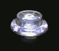 Bally/Williams LED Flipper Button Kit - WHITE