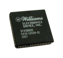 IC WPC/WPC95 CPU ASIC