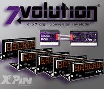 7Volution 6 to 7 digit conversion revelation - Orange