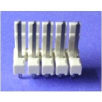 ".156"" (3.96mm) Locking Header - 5-PIN"
