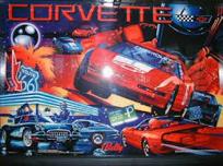 Corvette - LED Backbox Kit