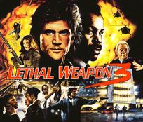 Lethal Weapon 3 - LED Backbox Kit