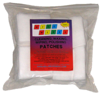 Mill Wipes - Polishing Patches (200 pcs)
