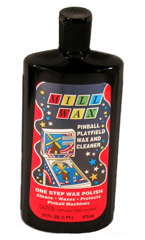 Mill Wax - Playfield Wax and Cleaner (16 oz)