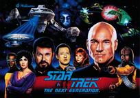 Star Trek: The Next Generation - LED Backbox Kit