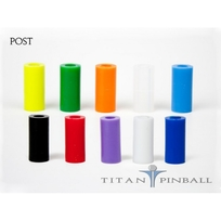 Titan Competition Silicone Rings - Post Sleeves 1-1/16 (23-6556)