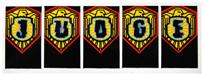 Judge Dredd - Target dekaler
