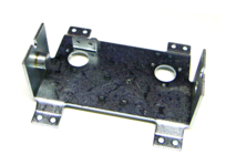 Willilams Flipper Mounting Bracket and Coil Stop Assembly for System 6 & 7 Machines - Left or Right Staked