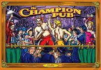 Champions Pub - Translite