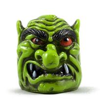 Medieval Madness - Troll Head (Green)