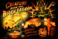 Creature from the Black Lagoon - LED Backbox Kit