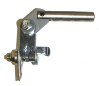 Williams/Bally Left Flipper Plunger and Crank Assembly