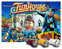 LED Playfield Kit - Funhouse
