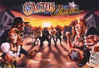Cactus Canyon - LED Backbox Kit