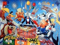 Bugs Bunny's Birthday Ball - LED Backbox Kit