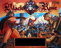 Black Rose - LED Backbox Kit