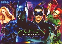 Komplett LED kit - Batman Forever