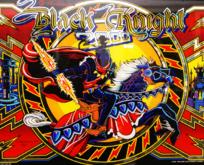 Black Knight 2000 - LED Backbox Kit