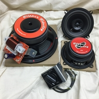Premium Complete Replacement Speaker System for WPC93/DCS
