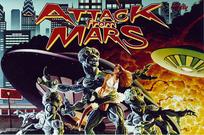 Attack from Mars - LED Backbox Kit