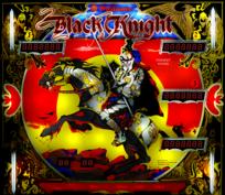 Black Knight - LED Backbox Kit