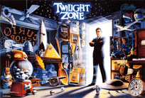 Twilight Zone - LED Backbox Kit