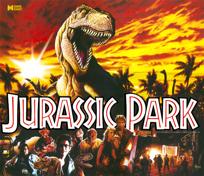 Jurassic Park - LED Backbox Kit