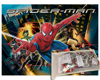 Komplett Premium NON-GHOSTING LED kit - Spider-Man