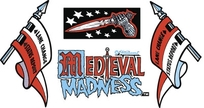 Medieval Madness Apron Decal Set