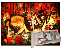Komplett Premium NON-GHOSTING LED kit - Guns N' Roses