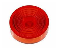 Rollover Button - Transparent Röd