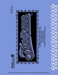 Funhouse (Williams) - Manual