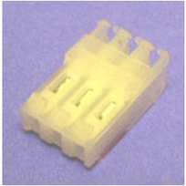 """.156"""" (3.96mm) IDC Connector - 3-Position"""