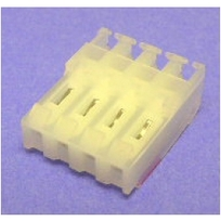 """.156"""" (3.96mm) IDC Connector - 4-Position"""