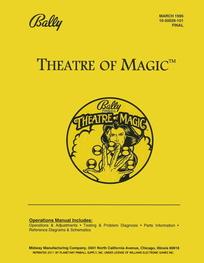 Theatre of Magic (Bally) - Manual