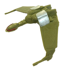 Star Trek: The Next Generation - Klingon Ship
